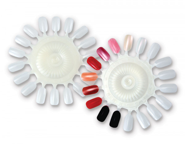Colour wheel unpainted small (18 nails)
