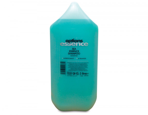 Options essence shampoo, sea essence 5000ml
