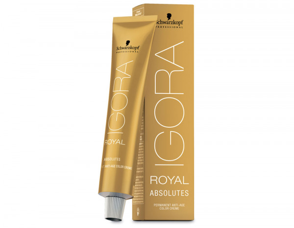 IGORA Royal Absolute 60ml, 6-60 dark blond aub nat