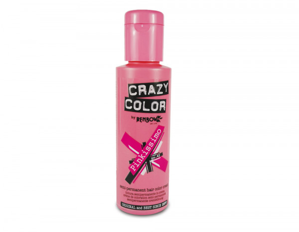 Crazy Color 100ml, 42 pinkissimo