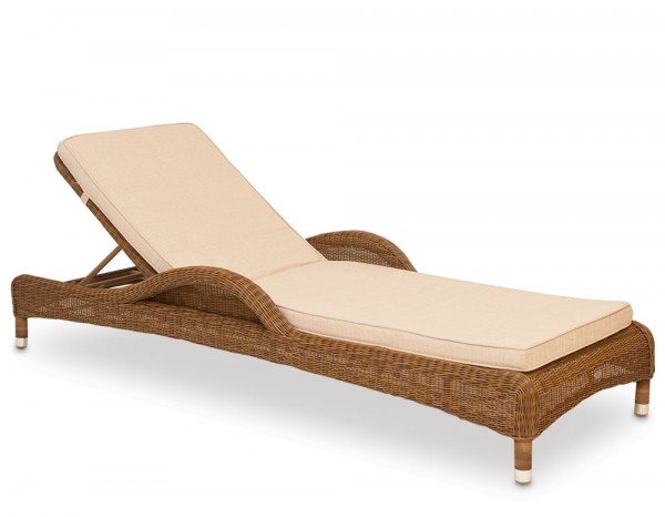 San Marino adjustable sun lounger