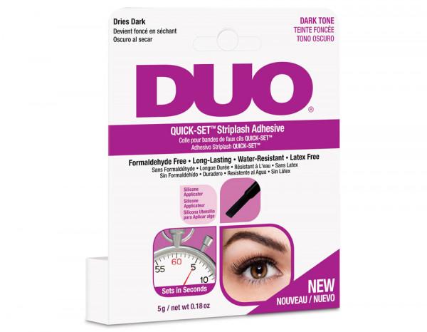 DUO quick set striplash 5g, dark tone