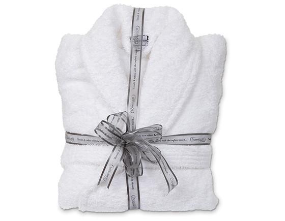 Sumptuous bathrobe XL, white