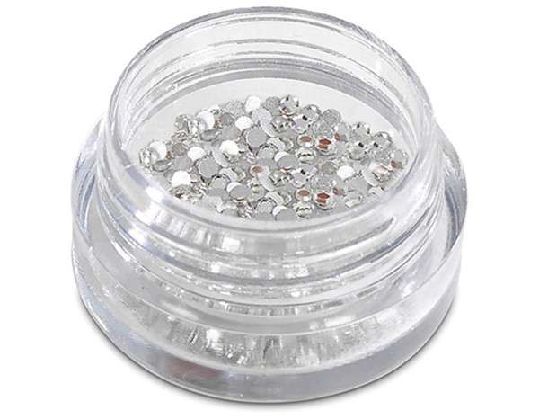 Star Nails rhinestones, crystal (150)