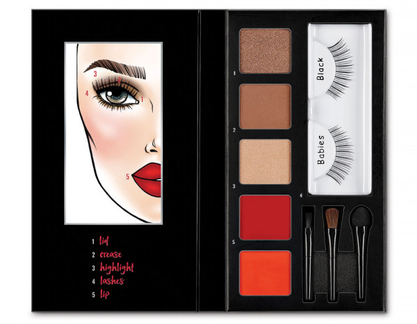 Ardell looks to kill palette, steal the show