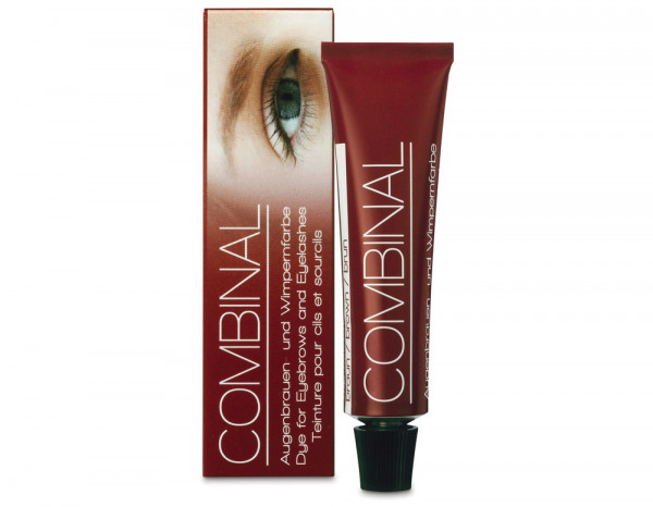 Combinal eyelash tint 15ml, brown