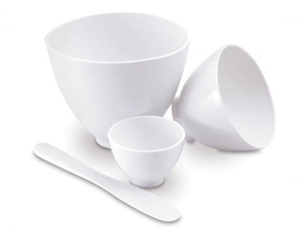 """Flexi bowl maxi white 153mm/6"""""""