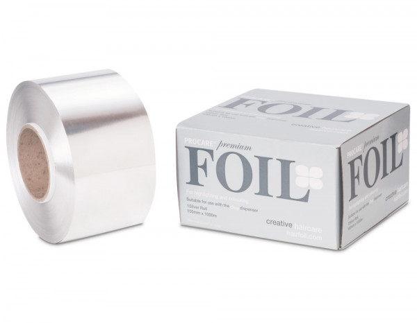 Procare foil, silver 100mm x 1000m