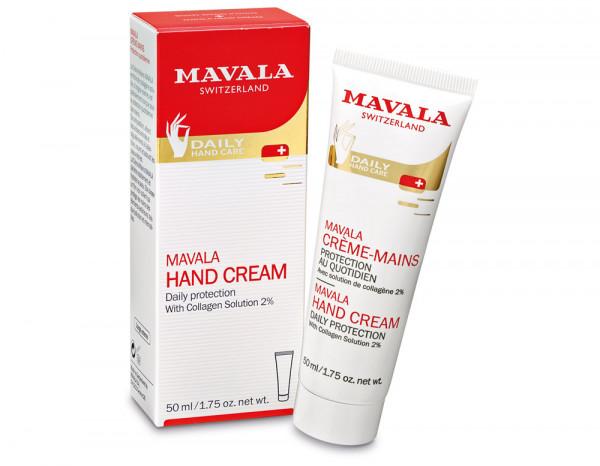 Mavala retail hand cream 50ml