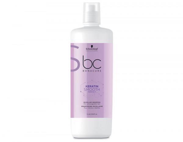 BC keratin perfect smooth micellar shampoo 1L