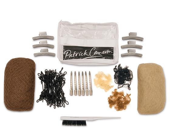 Patrick Cameron long hairdressing kit