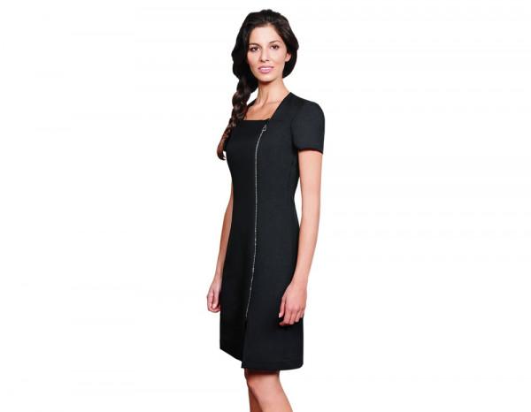 Anna dress pontella size 10, black