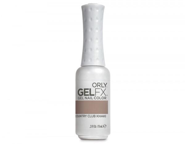 ORLY Gel FX 9ml, Country Club Khaki
