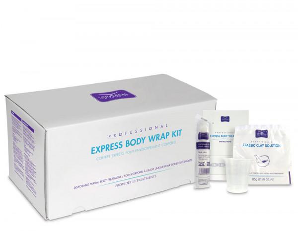 Universal Contour Wrap express body wrap kit