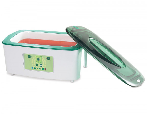 clean+easy digital paraffin wax heater