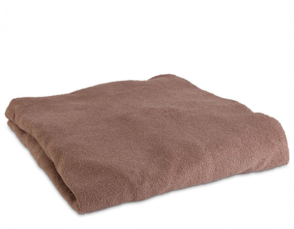 Aztex couch cover without facehole, mocha