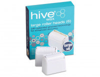 Hive roller heads, large (6)
