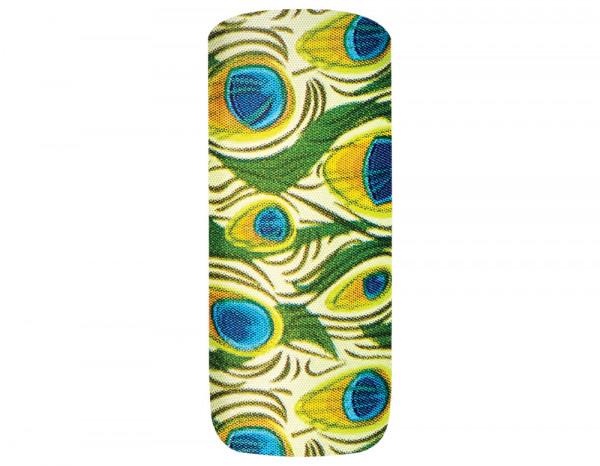 Lecente foil 1500mm, Peacock Print
