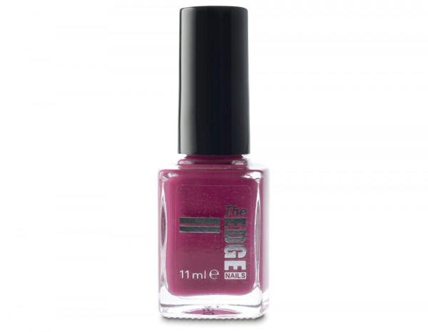 The Edge nail polish 11ml, Bordeaux