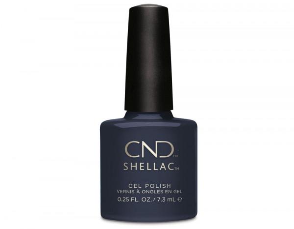 CND Shellac 7.3ml, Indigo Frock