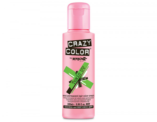 Crazy Color 100ml, 79 Toxic UV