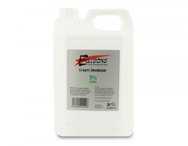 Truzone cream peroxide 9% 30 vol 4L
