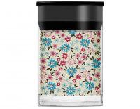 Lecente foil 1500mm, Floral Blanket