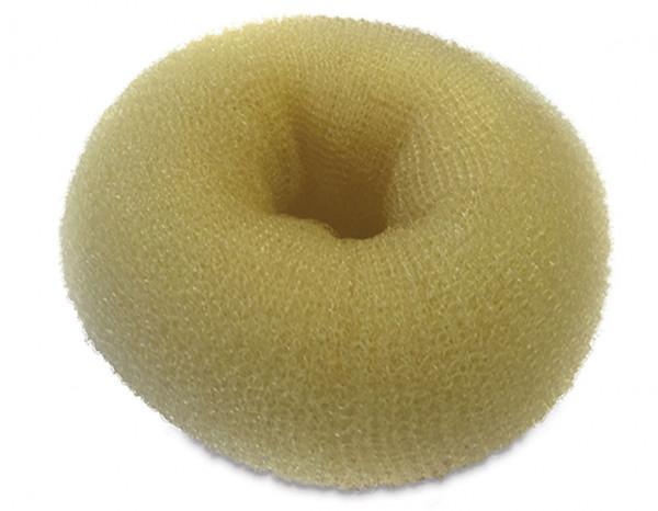 Solida bun ring large 120mm, blonde