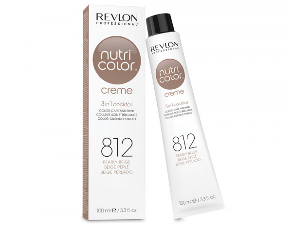 Nutri color creme 100ml, 812 pearly beige