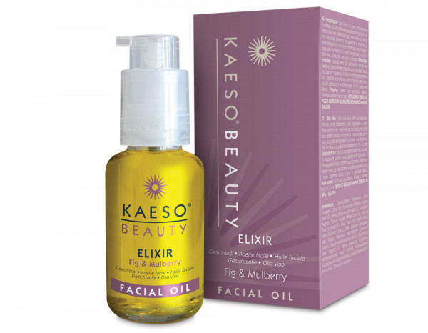 Kaeso elixir fig and mulberry facial oil 50ml