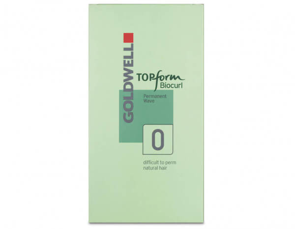 Topform Biocurl No.0 strong/normal hair, single