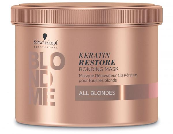 Blondme keratin restore bonding mask 500ml