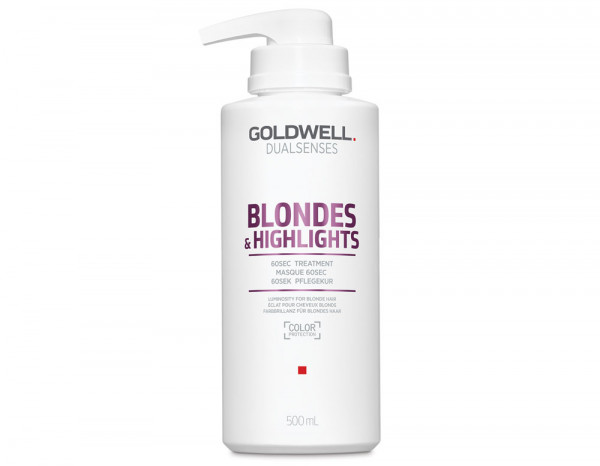 Dualsenses blonde & highlights treatment 500ml