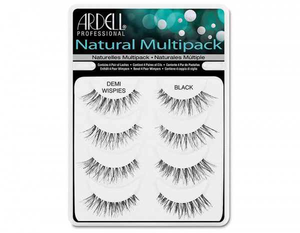 Ardell multipack lashes, demi wispies