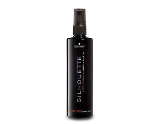 Silhouette super hold setting lotion 200ml