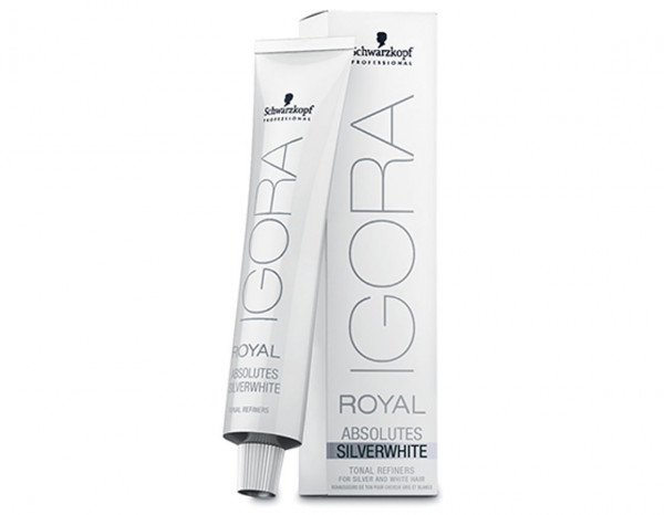 IGORA Royal SilverWhite 60ml, slate grey