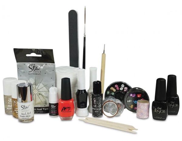 Star Nails nail art kit