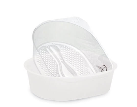 Belava pedicure tub, white