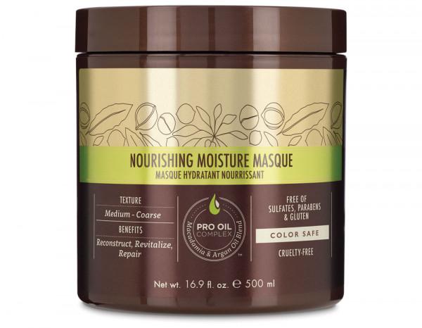 Macadamia nourish moisture masque 500ml
