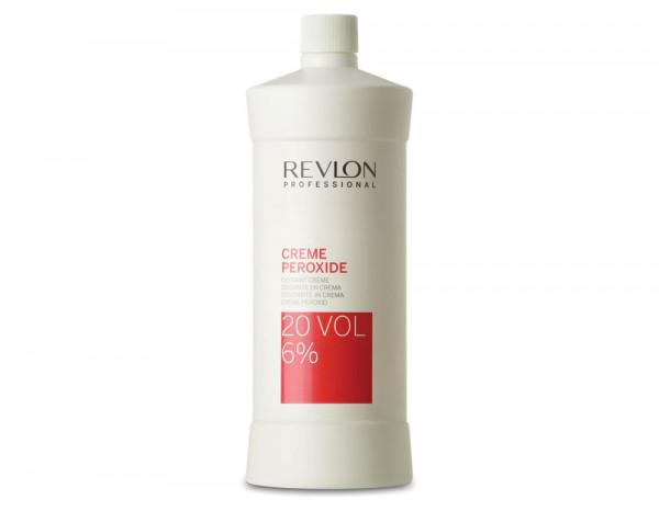 Revlonissimo creme peroxide 900ml, 6% 20 vol