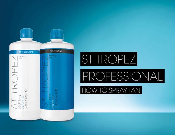 St.Tropez online training course