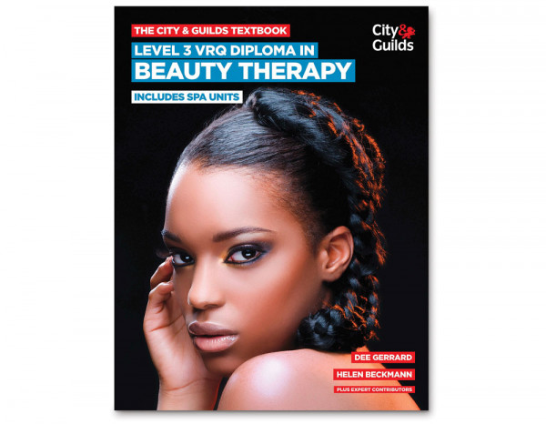 City and Guilds L3 VRQ diploma in beauty therapy