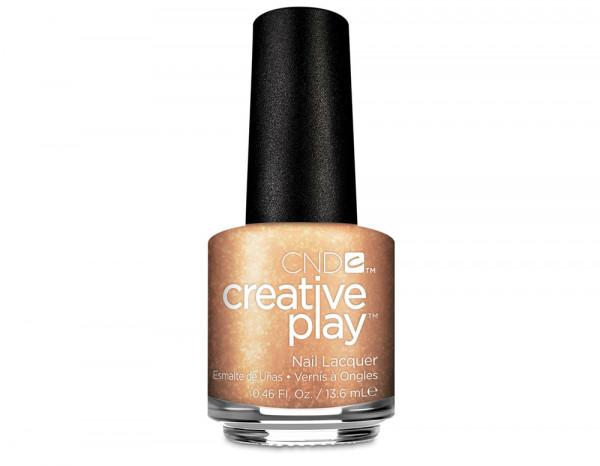 CND Creative Play 13.6ml, Bronze Burst