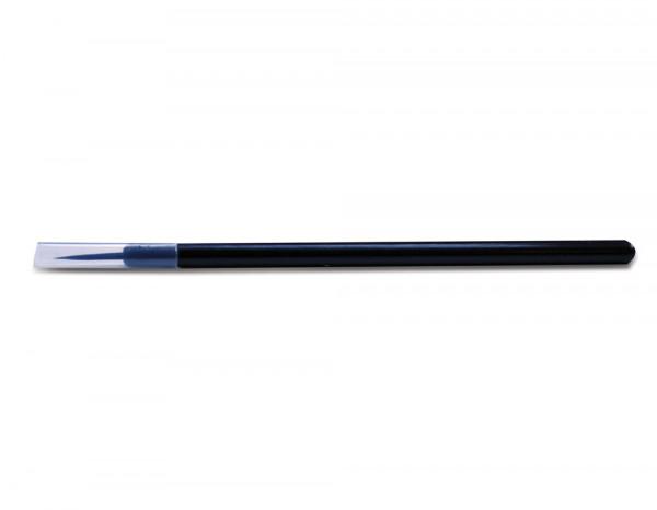 Beauty Essentials eyeliner brushes, black (25)