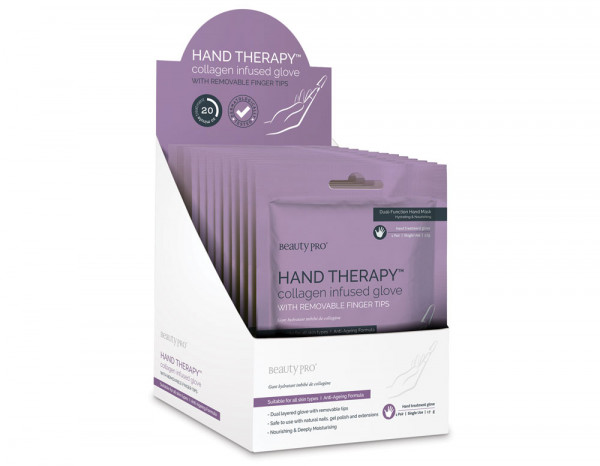 BeautyPro hand therapy mask display (12)