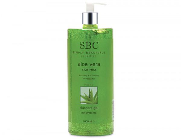 SBC aloe vera gel 1L/34fl.oz