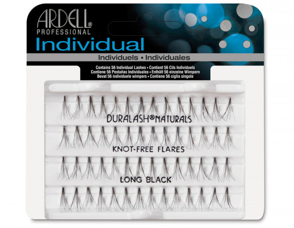 Ardell individuals knot-free black, long