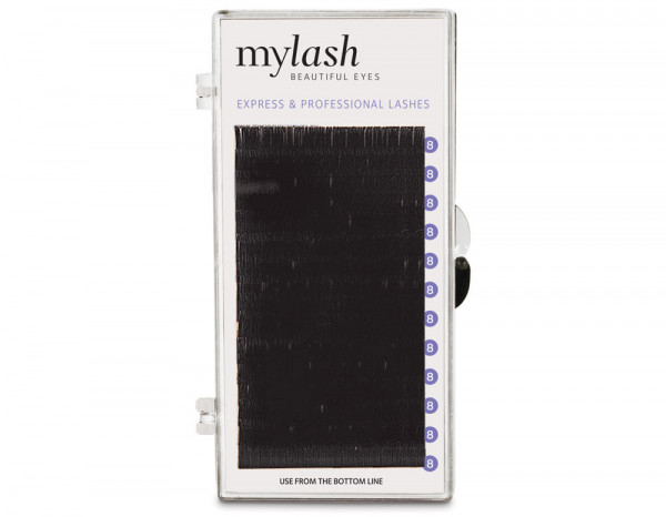 Mylash professional/express C curl, 0.25, 10mm