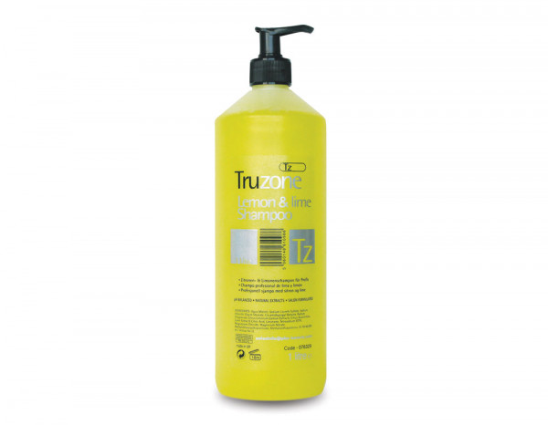 Truzone shampoo lemon and lime 1000ml