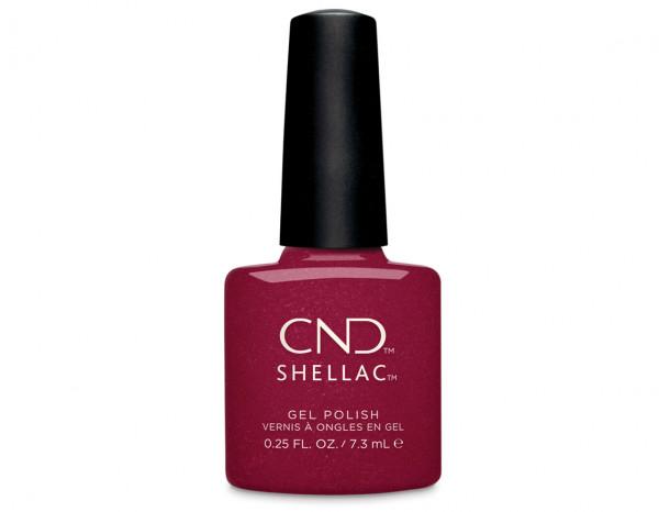 CND Shellac 7.3ml, Rebellious Ruby